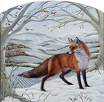 Wildlife and Equestrian Art, Collette Hoefkens, Watercolours, Neo Romantic, Watercolours.
